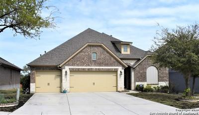 San Antonio Single Family Home New: 11443 Wake Robin