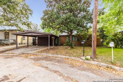San Antonio Single Family Home New: 1134 March Rd