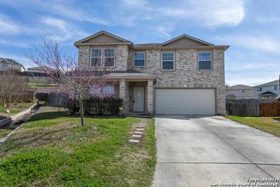 San Antonio Single Family Home New: 12122 Ranchwell Cove