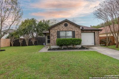 San Antonio Single Family Home New: 9816 Lauren Mist