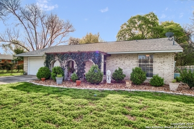 New Braunfels Single Family Home New: 466 Barcelona Dr