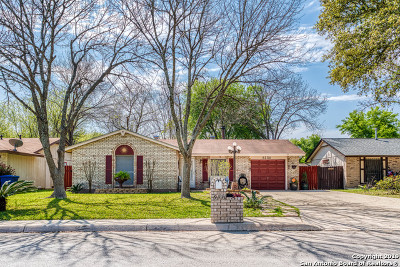 San Antonio Single Family Home New: 9330 Cliff Way St