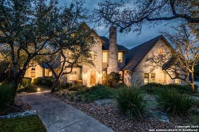 Boerne Single Family Home New: 27937 Colonial Oak