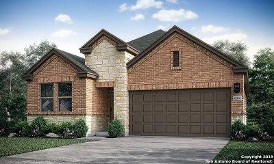 San Antonio Single Family Home New: 11915 Casparis