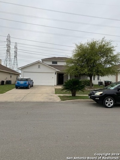 Converse Single Family Home Active Option: 3831 Mistflower Dr
