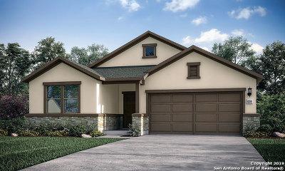 San Antonio Single Family Home Price Change: 12519 Big Valley Creek