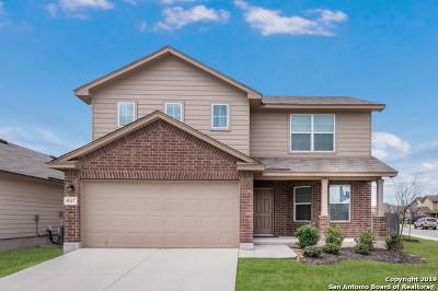 San Antonio Single Family Home New: 8947 Hickman Park