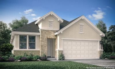 San Antonio Single Family Home New: 11923 Casparis