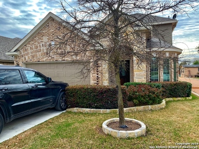 Boerne Single Family Home New: 110 Belmont Rd