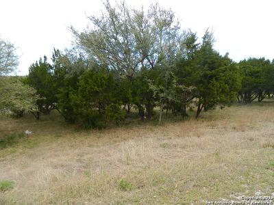 San Antonio Residential Lots & Land New: 25402 Singing Rain