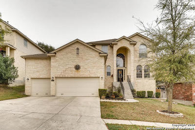 San Antonio Single Family Home New: 12423 Panola Way
