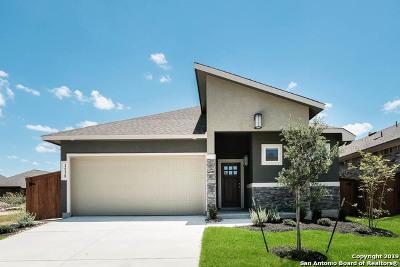 San Antonio Single Family Home New: 12138 Casparis
