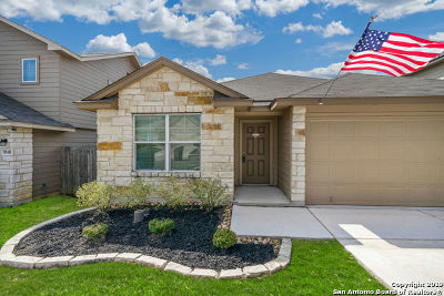 San Antonio Single Family Home New: 7014 Aphrodite Mist