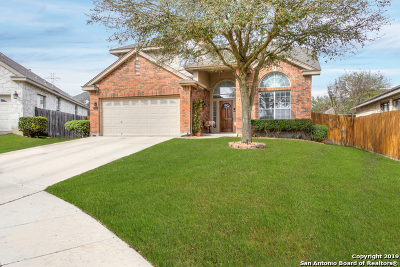 Helotes Single Family Home New: 8935 Imperial Cross