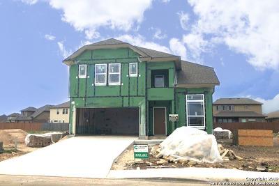 San Antonio Single Family Home New: 12126 Casparis