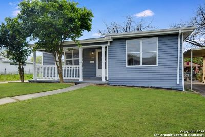 San Antonio Single Family Home New: 530 Rigsby Ave
