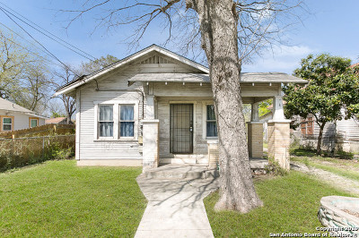 San Antonio Single Family Home New: 127 Klein St