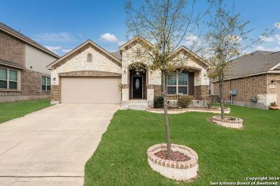 San Antonio Single Family Home New: 15223 Stagehand Rd