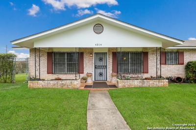 San Antonio Single Family Home New: 4314 Shiloh Dr
