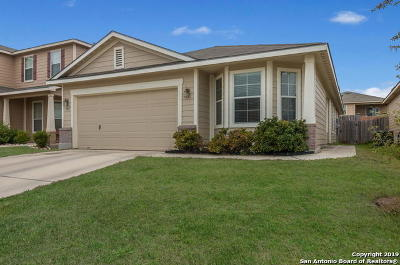San Antonio Single Family Home New: 3411 Krie Highlands