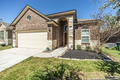 San Antonio Single Family Home New: 12527 Quarter J