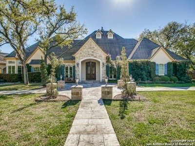 Bexar County Single Family Home New: 104 Tomahawk Trail