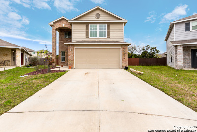 Single Family Home New: 25234 Judson Bend