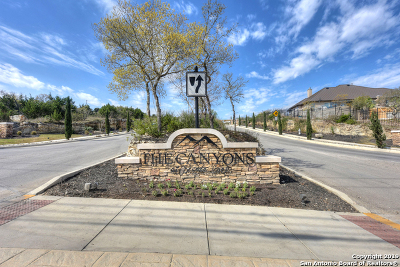 San Antonio Residential Lots & Land New: 9807 Ivory Canyon