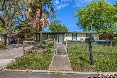 San Antonio Single Family Home New: 119 Hillsdale Dr