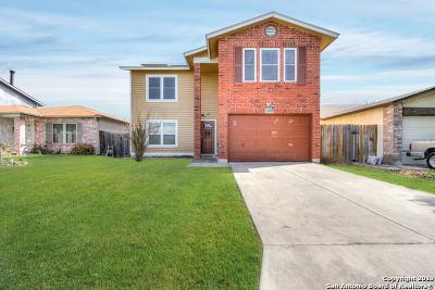 Converse Single Family Home For Sale: 8252 Longhorn Ridge Dr