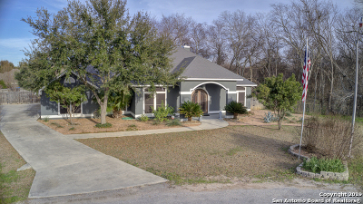 Guadalupe County Single Family Home New: 232 Meadowlark Ln