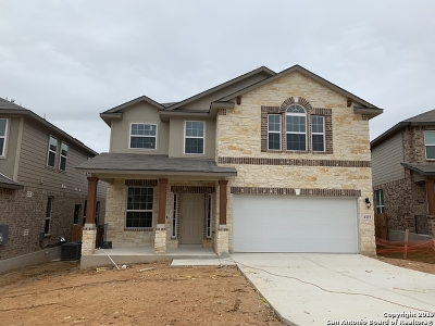 San Antonio Single Family Home New: 6127 Rita Balance