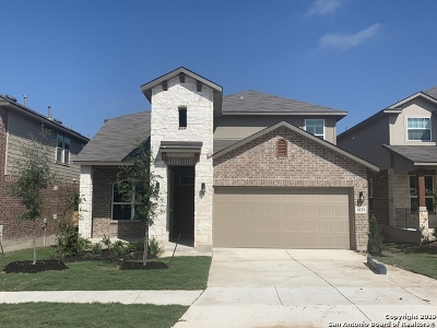 San Antonio Single Family Home New: 6123 Rita Balance