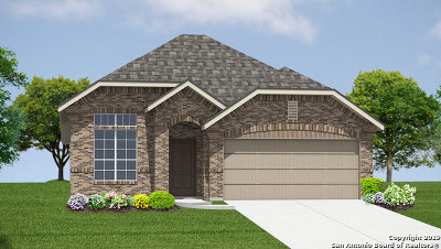 San Antonio Single Family Home New: 12936 Carreta Way