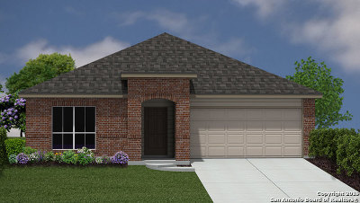 Cibolo Single Family Home New: 409 Swift Move
