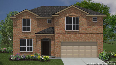 San Antonio Single Family Home New: 13625 Lindale Springs