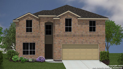 San Antonio Single Family Home New: 13612 McBride Bend