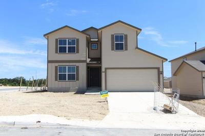 San Antonio Single Family Home New: 14815 Harlequin Duck