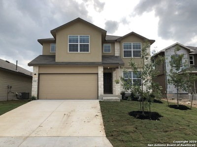 Bulverde Single Family Home New: 29583 Copper Crossing