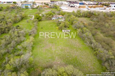 San Antonio Residential Lots & Land New: 6001 Fm 78