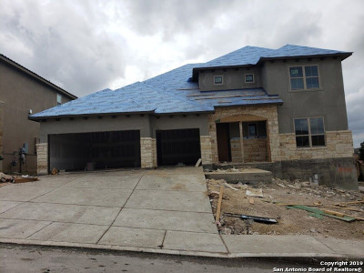 San Antonio Single Family Home New: 3702 Verrado