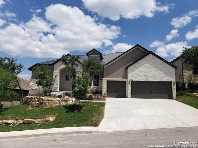 San Antonio Single Family Home New: 3723 Las Casitas
