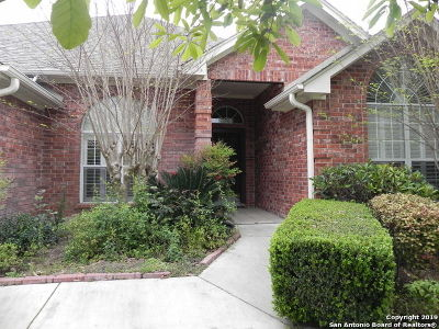 San Antonio Single Family Home New: 5107 Casbury