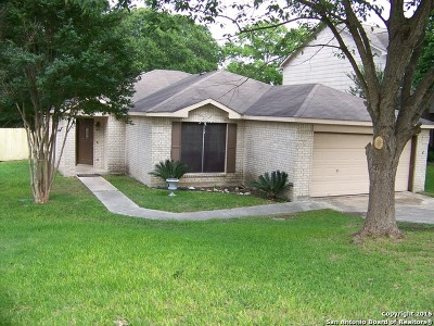 Universal City Single Family Home New: 8506 Branch Hollow Dr