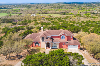 Bulverde TX Single Family Home For Sale: $579,000