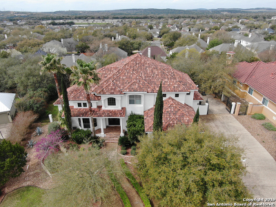 Bexar County Single Family Home New: 20603 Messina