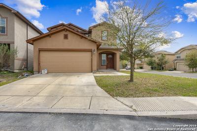 San Antonio Single Family Home New: 5454 Bright Run