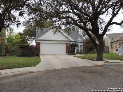 San Antonio Single Family Home New: 7023 Coral Spgs