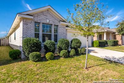 San Antonio Single Family Home New: 12010 Mill Village