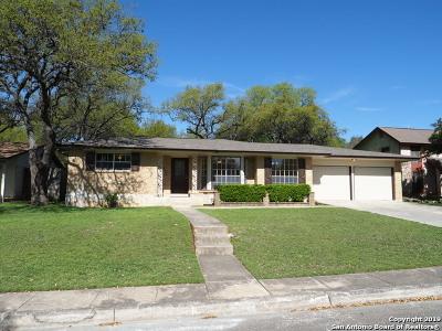 San Antonio TX Single Family Home Price Change: $265,000